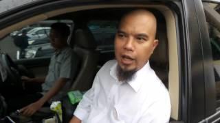 Dewa 19 Batal Konser Ahmad Dhani Akan Kita Laporkan Polisi Yang Tidak Beri Izin