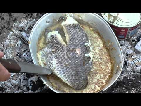 приготовление пищи в походе Обед туриста