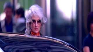 Miranda Priestly - The Queen, who's unhappy. By Natalya Shlyakova