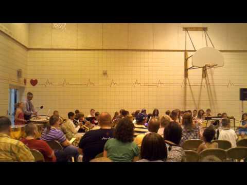 Fredstrom Elementary School- Beginner Band