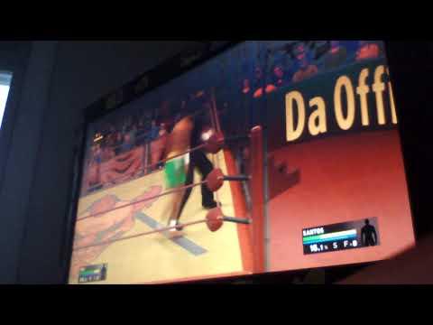 Def Jam 2K17 - Teck vs Santos - Da Office