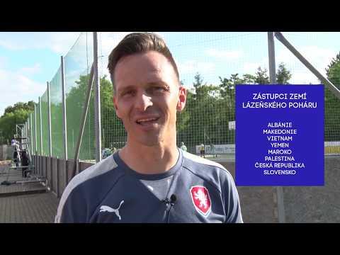 Lázeňský fotbalový pohár (2. ročník, Teplice, 27. 5. 2017)