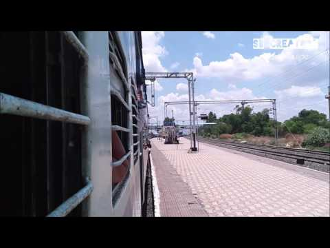 Nagpur to Shegaon l by Indian Railways l 287 Km l Travel Guide l Vlog l Shree Gajaanan Maharaja Temp