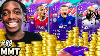 FUT BIRTHDAY THIAGO, LUCAS MOURA AND VARDY PUT TO THE TEST!📝🤑💲 S2 - MMT #89