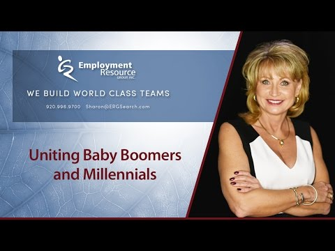 Employment Resource Group: Uniting Baby Boomers and Millennials
