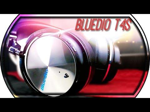 Bluedio T4s Review & Unboxing - BEST HEADPHONES UNDER 50$ !?