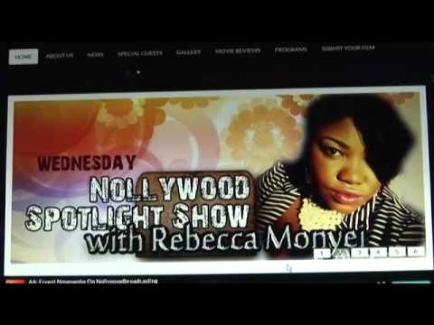 Nollywood Broadcasting Service France Interview - Part 1