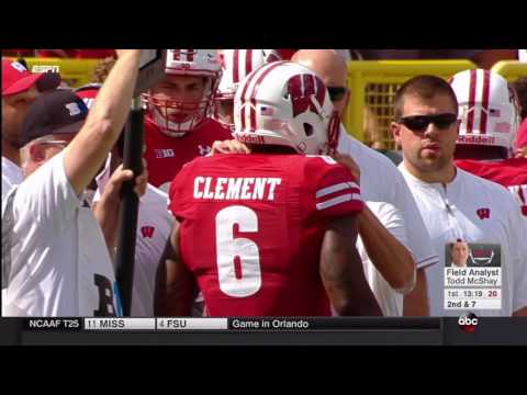 #5 LSU vs Wisconsin Sep 3, 2016