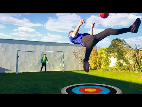 BICYCLE KICK FOOTBALL CHALLENGE thumbnail