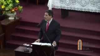Mateus 13.43-46 - Tesouro Escondido - Rev. Valdeci dos Santos.