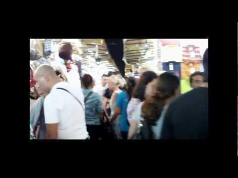 FAKE GOODS IN BANGKOK: Welcome to Patpong Market