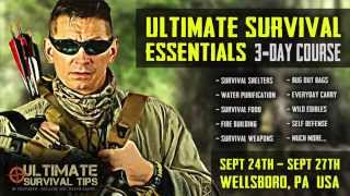 NEW! Survival / Bug Out  / Bushcraft / Self Defense / Emergency Disaster Training - Ultimate Best HD