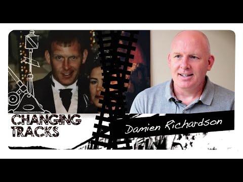 Changing Tracks: Damien Richardson