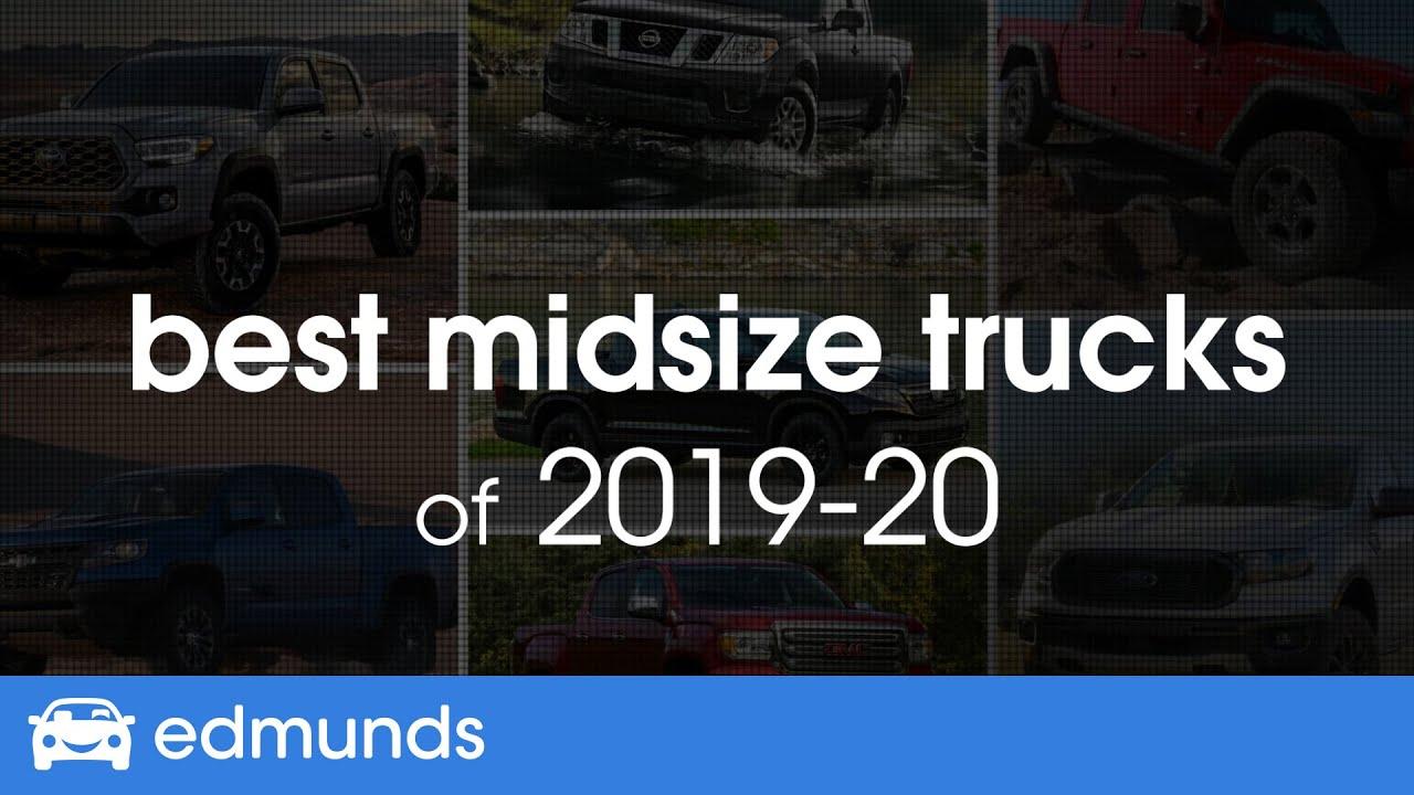 Best Small Trucks 2020.Best Midsize Trucks For 2019 2020 Top Rated Pickup Trucks