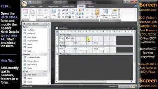 ECDL/ICDL How To Pass Module 5: Demo Video Sample Exam Q. Solution