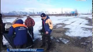 Трагедия, унесшая под лед жизни четырех человек