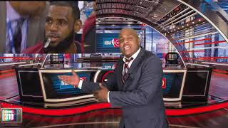 Baby Barkley Reviews Game 2 of the NBA Finals