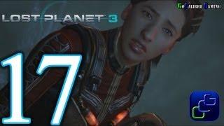 Lost Planet 3 Walkthrough - Part 17 - Objective: Take It Down