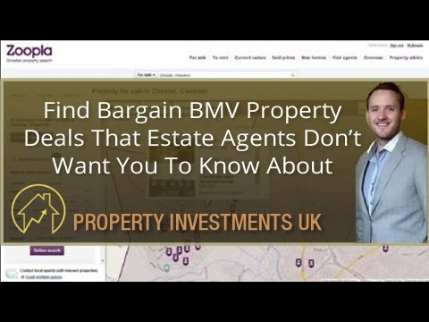 Find Bargain Bmv Property Deals That Estate Agents Dont Want You To Know About