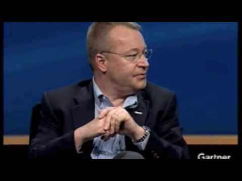 Stephen Elop, President, Microsoft Business Division, interviewed at Gartner Symposium/ITxpo 2009