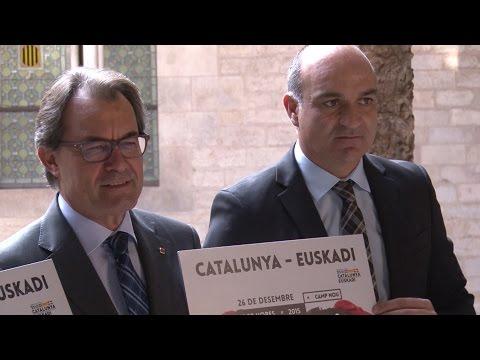 Reccepció FCF a la Generalitat de Catalunya