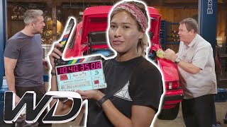 Ant Fixes Mike's Car And We Get Some Awesome BTS! | Wheeler Dealers