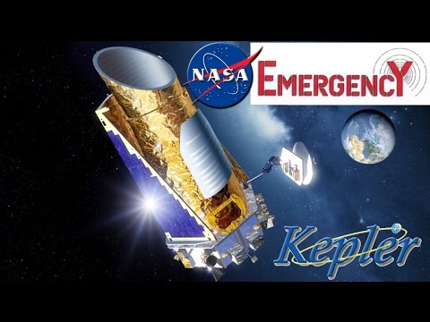 NASA Telescope Emergency! We've got Kepler problems, people.