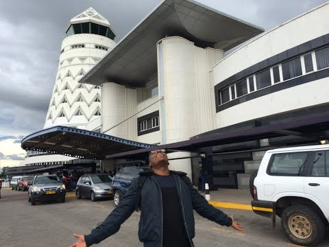 Vlog 1 | Flying to Zimbabwe