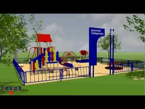 Детская карусель. Дизайн в русском стилеиз YouTube · Длительность: 41 с
