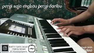 Waktu yang salah - fiersa besari (versi piano)
