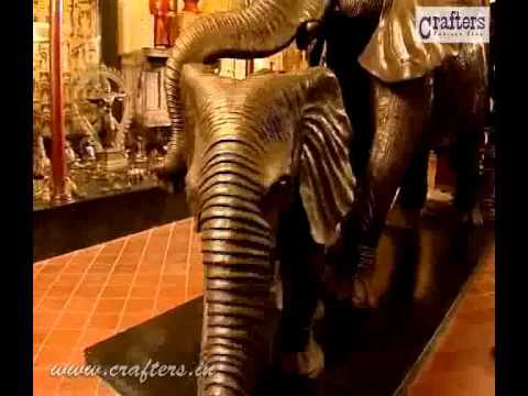 Video of Crafters Antique Shop - Jew Town, Fort Kochi