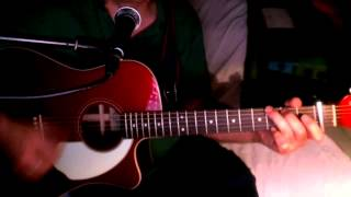 Es war keine so wunderbar wie du Cliff Richard & The Shadows Acoustic Cover w/ Fender Sonoran CAR