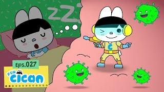 Cican  Gosok Gigi - HelloMotion Academy X Fun Cican