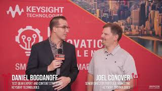Keysight IoT Innovation Challenge FY19 Trailer