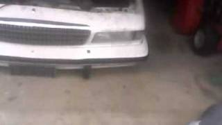 New front end 94 buick century
