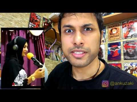 Gadis Aceh Puja Sharma Cover Ost Rab Ne Bana Di Jodi | Reaction