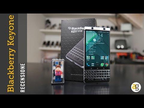 RECENSIONE Blackberry KeyOne