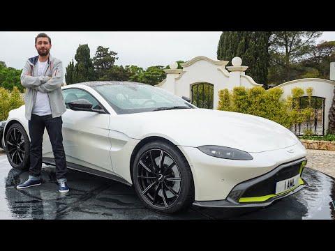 I'm Getting The New Aston Martin Vantage!