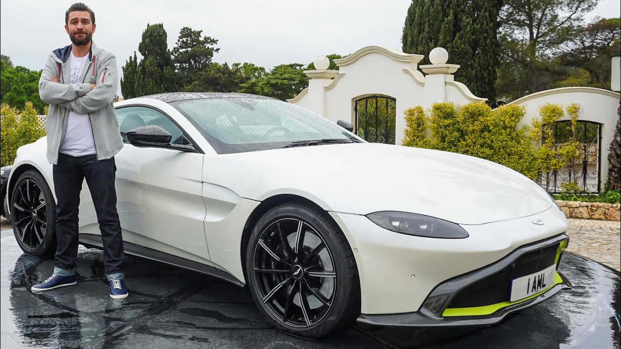 I'm Getting The New Aston Martin Vantage!