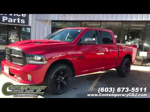 2017 ram 1500 night contemporary chrysler dodge jeep ram. Black Bedroom Furniture Sets. Home Design Ideas