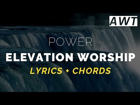 Power elevation worship lyrics