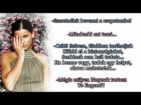 Nelly Furtado Promiscuous (Magyarul, Hungarian Lyrics On Screen)