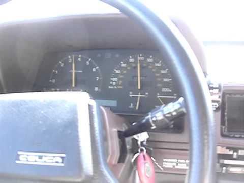 1983 Toyota Celica Supra on the road flexing #2