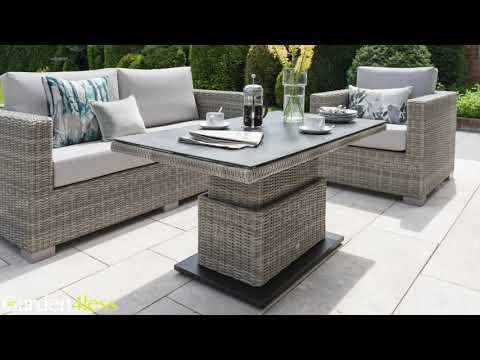 Life 2020 Garden Furniture Range - What's New?