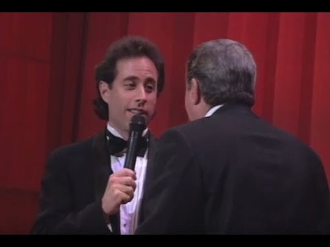 Jerry Lewis & Jerry Seinfeld 1997  MDA Telethon