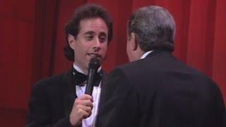 Jerry Lewis & Jerry Seinfeld (1997) - MDA Telethon