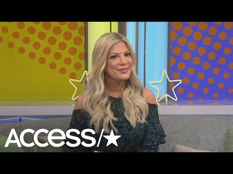Tori Spelling Confirms '90210' Revival Is Happening With Most Of The Original Cast | Access