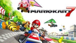 Mario Kart 7 - Online Races With Subscribers! [Nintendo 3DS Gameplay]