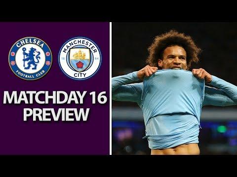 Chelsea v. Man City I PREMIER LEAGUE MATCH PREVIEW I 12/8/18 I NBC Sports