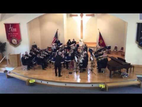 Hymn Arrangement O Church Arise by Keith Getty and Stuart Townsend, arr. Stephen Bulla